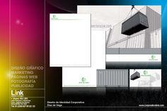 Diseño de Imagen Corporativa Diaz de Vega