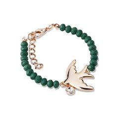 Kesme Taşlı Martı Bileklik #martı #bileklik #trend #moda #aksesuar #kadın #takı #bracelet #women #jewelry #chic #accessories #snazzy #freedom