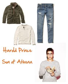 """""""Harold Prince"""" by foreverflorence ❤ liked on Polyvore featuring Hollister Co."""
