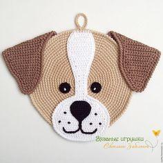 Baby Knitting Patterns Pillow Knitting 'Knitting and crocheting … Crochet Hot Pads, Crochet Mat, Crochet Carpet, Crochet Potholders, Crochet Crafts, Crochet Doilies, Crochet Projects, Crochet Applique Patterns Free, Baby Knitting Patterns