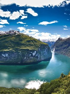 Discover the charm of Norway's fjords and more on a Northern Europe cruise.