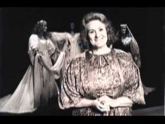"""Joan Sutherland - """"Let the bright Seraphim"""". I'm actually a fan of Ms. Sutherland, and this is lovely."""