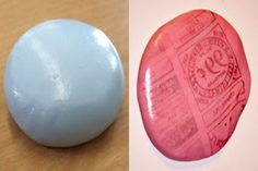 Homemade Silly Putty - http://www.pbs.org/parents/crafts-for-kids/homemade-silly-putty/  Can use time that it is setting up to decorate a plastic Easter egg to store it in.  Remember to look up whatever gets real silly putty out of stuff to tell parents.