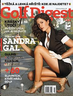 Germany's Sandra Gal joined the LPGA Tour in 2008 and has since had just one professional win, but a handful of pretty close calls. Gal's most impressive performance came at the 2012 U.S. Women's Open, where she finished third.