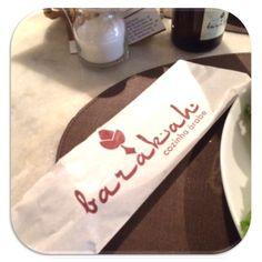 Garfo Publicitário | Blog de Gastronomia e Culinária: Barakah Cozinha Árabe | R. Joerg Bruder, 159 - Vil...