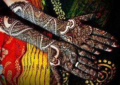 Bridal Mehndi Designs 2015   Bridesmaid Mehndi Designs 2015 for Bride