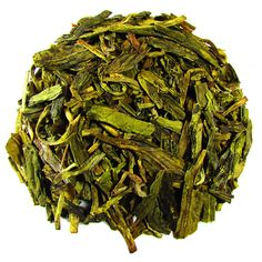 Lung Ching (Dragon Well) Super Fine Grade - One of the finest green teas produced during peak harvesting periods from China. Excellent taste and rich aroma.