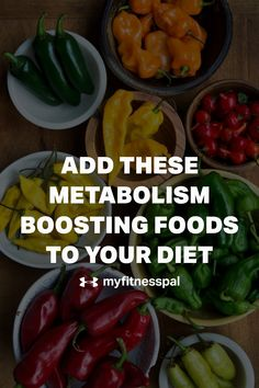 Can you speed up your metabolism by eating certain foods? No food boosts your metabolism long term, but some foods can help you burn calories, add fiber, and lose weight. To see how eating and drinking can affect your metabolism, add these four foods to your healthy diet. Try these weight-loss tips and energy boosting foods. #myfitnesspal #metabolismburningfoods #metabolismboostingfoods #metabolism #foodsforfastermetabolism #boostmetabolism Healthy Eating Tips, Healthy Cooking, Healthy Foods, Cooking Tips, Healthy Recipes, Metabolism Boosting Foods, Healthy Water, Burn Calories, Diet Tips