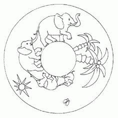– coloring pages for adults - Malvorlagen Mandala Mandala Coloring Pages, Animal Coloring Pages, Colouring Pages, Printable Coloring Pages, Adult Coloring Pages, Coloring Books, Food Coloring, Elephant Crafts, Elephant Art