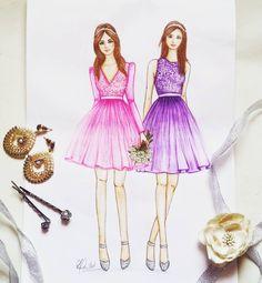 Dress Design Sketches, Fashion Design Sketchbook, Fashion Design Drawings, Dress Illustration, Fashion Illustration Dresses, Fashion Model Sketch, Fashion Sketches, Fashion Poses, Fashion Art