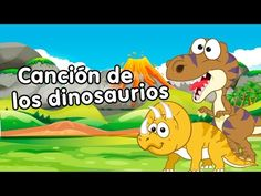Canción infantil Los dinosaurios. Pertenece al grupo Cantoalegre,(del álbum Buen comienzo Encontrado en http://www.musicalibre.com.co)