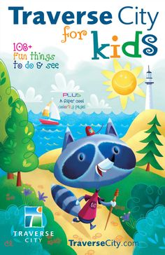guide that features fun things to see and do for Kids In Traverse City, Michigan. Midwest Vacations, Michigan Vacations, Michigan Travel, Vacation Trips, Vacation Ideas, Family Vacations, Vacation Spots, Traverse City Michigan, Lake Michigan