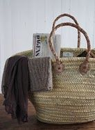we just love these French baskets