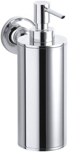 Kohler K-14380-CP Purist Wall-Mounted Soap Dispenser, Polished Chrome $91.00