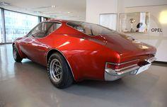 1972 Opel Manta B Prototyp