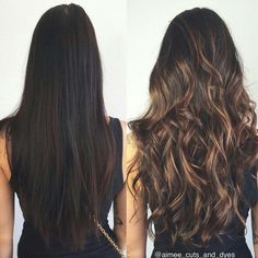 Hottest Balayage Hair Color Ideas - Balayage Hairstyles for F .- Heißesten Balayage Haarfarbe Ideen – Balayage Frisuren für Frauen Hottest Balayage Hair Color Ideas – Balayage Hairstyles for Women - Brunette Hair With Highlights, Black Highlights, Brown Hair With Caramel Highlights Dark, Caramel Brown, Caramel Color, Brunette Hair Colors, Balayage Hair Brunette Long, Blonde Hair, Highlights For Brunettes