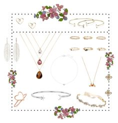 """""""Delicate x"""" by xhazeyx on Polyvore featuring River Island, Marchesa, Sole Society, Ariel Gordon, Delicates by Paloma & Ellie, Accessorize, Betsey Johnson, Sidney Garber and Vera Bradley"""