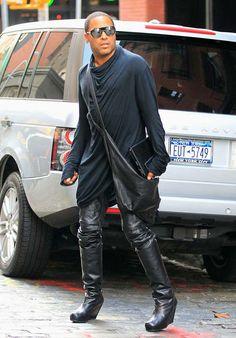 Men knee-high boots on Breezy | Men's fashion | Pinterest | Men's ...