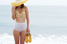 pineapple print a pair and a spare 13