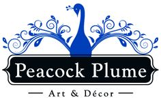 Shop Peacock Plume Decor at www.fabulloso.com!