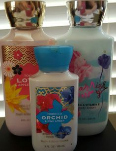 Preowned 3 Piece Bath & Body Works Body Lotion's  | Health & Beauty, Bath & Body, Body Lotions & Moisturizers | eBay!