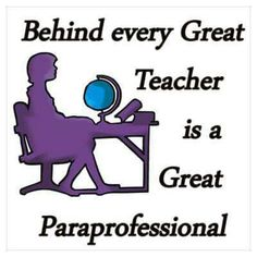 Teacher Quality & Paraprofessional Regulations