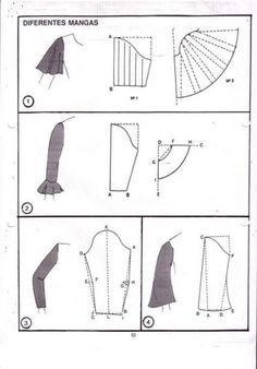 Detailing quantum way detailing quantum types of dresses with detailed quantum alpetronat – Artofit Sewing Hacks, Sewing Tutorials, Sewing Projects, Techniques Couture, Sewing Techniques, Dress Sewing Patterns, Clothing Patterns, Sewing Clothes, Diy Clothes
