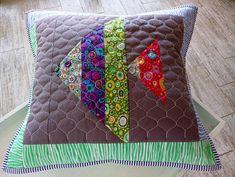 Patchwork Pillowcase Patchwork Pillow Cover Fish Pillowcase