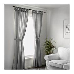 die besten 25 graue gardinen raffhalter ideen auf pinterest graue gardinenstangen und. Black Bedroom Furniture Sets. Home Design Ideas