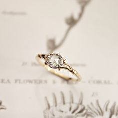 . I have just uploaded our Rose-Cut diamond ring collection to our new RUST Wedding ring shop, so you can now purchase our rings worldwide! ...