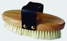 """Elite Horse Brush, 7.5"""" x3.5"""" by Imported Horse & Supply. Save 16 Off!. $7.56. 7.5 inches x 3.5 inches. This brush can be used for the daily grooming of your horse.   Wood Handle With Strap, Natural Bristle."""
