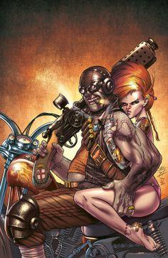 Mantova Comics 2014 Poster by cOMIFAB.deviantart.com on @deviantART
