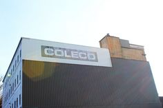 Abandoned Coleco factory. Amsterdam, NY.