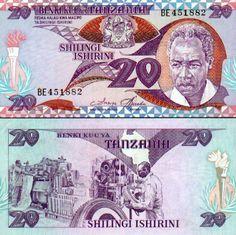 Currency of Tanzania