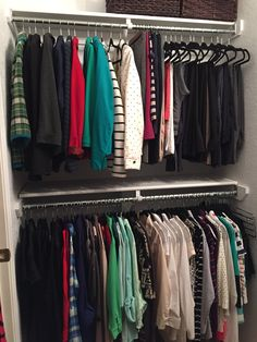 Walk In Closet Boutique, Closet Envy, Closet Organization Ideas, Closet  Makeover,