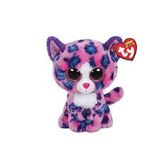 7d561c48f49 Claire s Accessories Ty Beanie Boos Plush Reagan the Cat - 6
