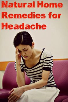 Simple changes in lifestyle can go a long way in treating headaches. Here, we will look at some natural home remedies for treating headaches. #health #headache #pain #relief #natural #home #remedies