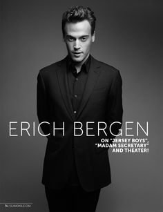 Glamoholic.com | Exclusive Interview - Erich Bergen on 'Jersey Boys', 'Madam Secretary' and Theater!