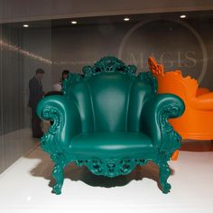 I LOVE - Proust Chair by Alessandro Mendini for the Italian firm Magis