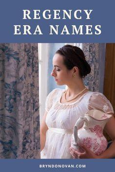 Strong Girl Names, Strong Girls, Boy Names, Old Fashioned Female Names, Unusual Names, Regency Era, Victorian Era, Writing Tips, Romance
