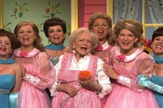 Saturday Night Live: Lawrence Welk Mother's Day. Betty White, Kristen Wiig