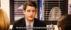 """19 Times Gabe Lewis Was The Most Underrated Character On """"The Office"""""""
