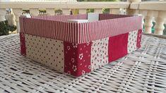 flor de minuto: Como forrar una caja de fresas