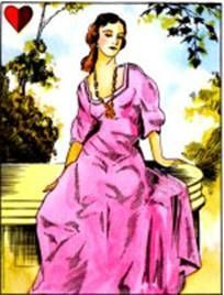 What does the Swethart card in Gipsy cards mean to you ? Fortune Telling Cards, Oracle Cards, Akita, Deck Of Cards, Disney Characters, Fictional Characters, Aurora Sleeping Beauty, Disney Princess, Group