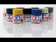 How to Thin Tamiya Color paint for use in an airbrush V 1.0