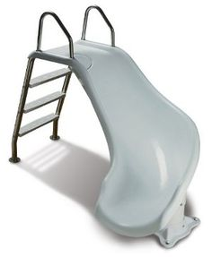 Zoomerang Water Slide with water delivery system (attaches to garden hose)