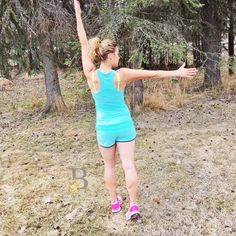 Easy workout ideas for Mom at  H-O-M-E!