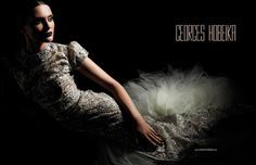 RO NEW YORK, Georges Hobeika, Advertising Campaign, Couture Spring 2010