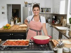 cooking channeltv Dinner at Tiffani's Wednesdays at 10:30pm ET