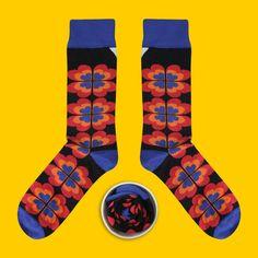 Model: Kardio-SOXy w czerwono czarnej tonacji Seria: Heart surgeon in love [|] #skarpetki #skarpetka #socks #sock #womensocks #mensocks #cupofsox #koloroweskarpetki [|]